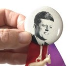 Rare Antique JFK Campaign Pin
