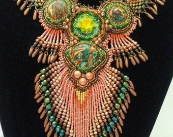 Desert Queen - Necklace and Bracelet set