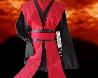 Sith robe set handmade in all sizes