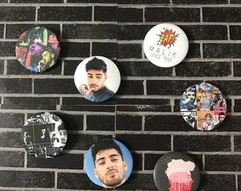 Zayn Malik   Button/Pinback/Badge
