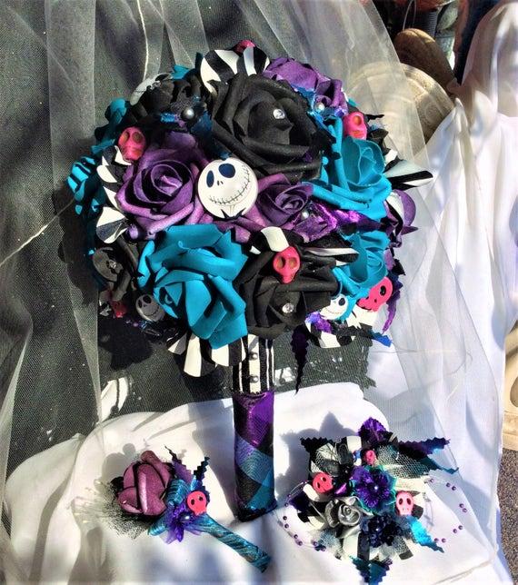 3 piece set nightmare before christmas wedding like this item junglespirit Choice Image