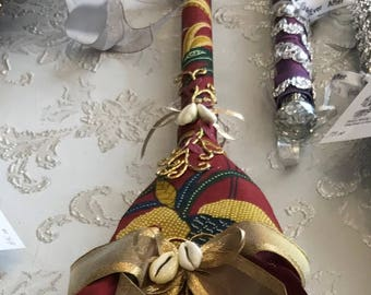 Bless The House African Wedding Broom