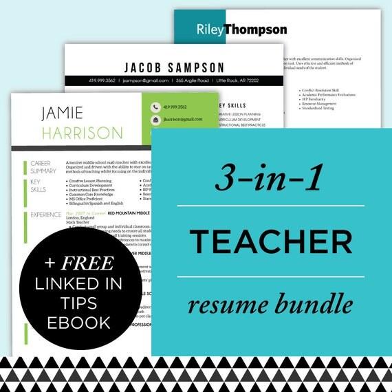 resume bundle resume package resumes cv bundle