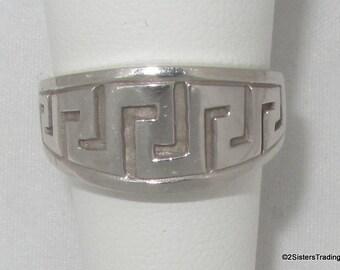 14K White Gold Band - Ring Hallmarked JCR 14K