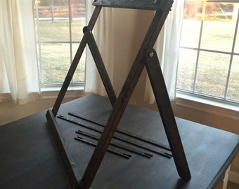 adjustable tapestry loom frame loom