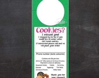 """Shop """"girl scout cookies"""" in Paper & Party Supplies"""
