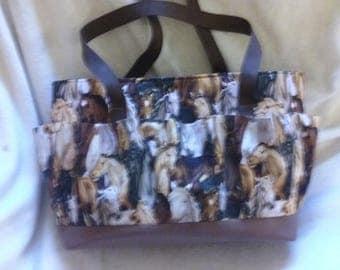 horses  craft bag