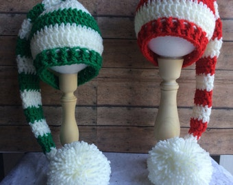 Crochet Stocking Hat