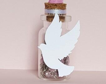 Bottle with Rosary-12pcs(One dozen)