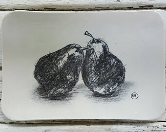 Pear Collection - Plate