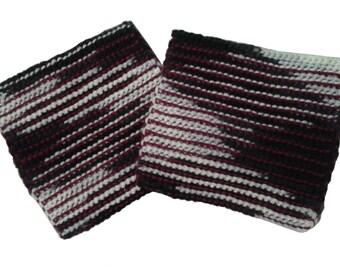 Double Crochet Pot Holders