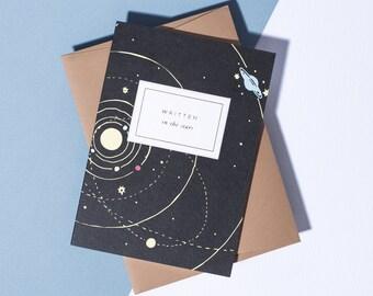 Written in the Stars - Card