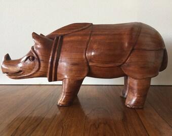 Big Wood Rhino
