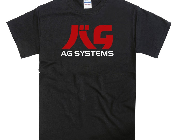 Wipeout Racing League Inspired AG Ssystems (Ver 2) Tshirt