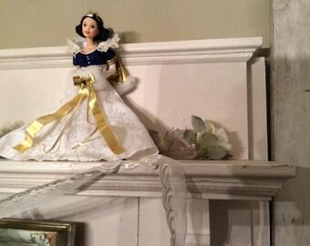 """Vintage 1966 Disney Snow White 11 1/2"""" Doll"""