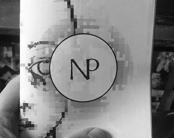 Issue 002 Null Point concept Zine - Technology