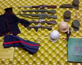 Vintage GI Joe Accessories
