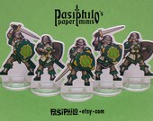 Greenhold Infantry 28mm Fantasy Gaming Miniatures