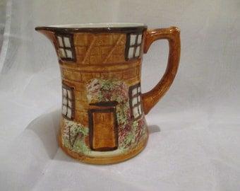 Vintage Jug - Price Kensington Cottage Ware - Brown