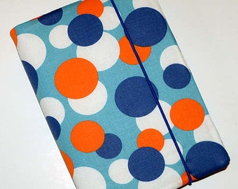 Retro dots A5 notebook