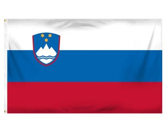 3' x 5' Slovenia Flag