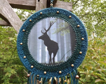 King of the forest dreamcatcher