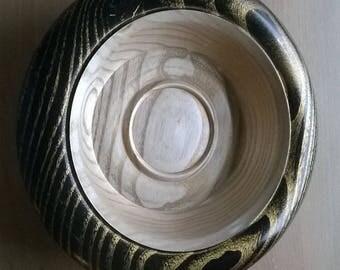 Beautiful Ash Wood Bowl