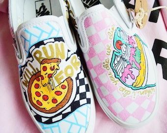 CUSTOMIZED Sneakers Designed By You! NEW
