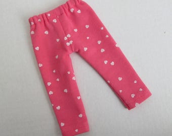 """14.5"""" Doll Legging - 14.5 Inch Girl Doll Clothes - American Made Doll Clothes Made To Fit Dolls Such As Wellie Wishers"""