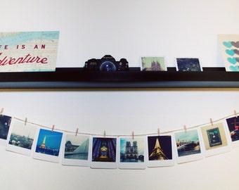 Polaroid Pictures of Paris