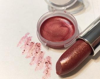PLAYFUL Natural VANILLA Mineral Lipstick - Gluten Free Lips