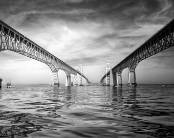 Chesapeake Bay Bridge Photography