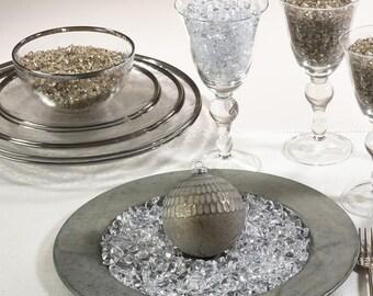 Ashland Decorative Fillers Crushed Glass Billingsblessingbags Org