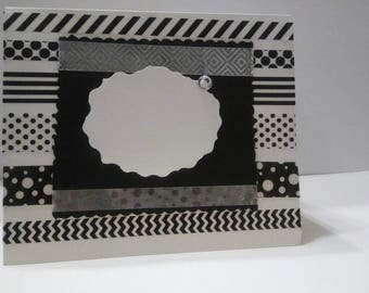 Any occasion card: Paper, Handmade Cards, Hostess Gift, Note Cards