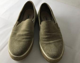 Mui Mui Loafers Deck Shoes