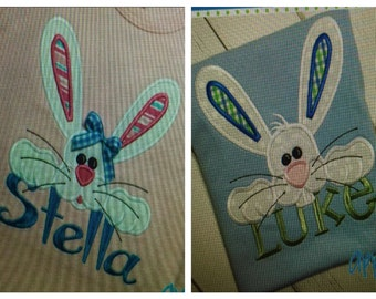 Easter Bunny w/Name