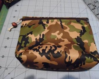 Camo Wet Bag / Waterproof Bag / Baby Wet Bag / PUL Wet Bag / Kids Wet Bag / Adult Wet Bag