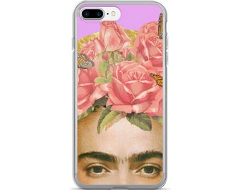 Frida Kahlo iPhone case - iPhone 7 case, 7 Plus, iPhone 6s case, iPhone 6 case, iPhone 6 Plus case