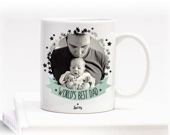 Star Photo Mug For Him