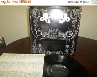 Save 30% Today Vintage 1981 LP Record Alabama Feels So Right Excellent Condition RCA Records 1511
