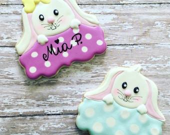 Personalized eastern sugar cookie