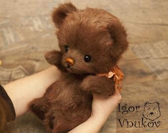 Bear Buchi(is possible repeat to order), Teddy Bear Stuffed Animal Bear Soft Toys Artist Teddy Bears