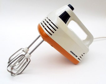 Electric Hand Mixer Etsy