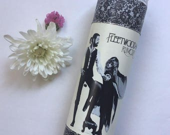 Fleetwood Mac Rumours Candle