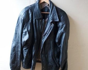 Vintage Soft leather jacket