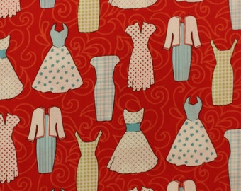 Sewing Room by Amanda Murphy for Benartex Quilt Fabric  TR81 Sold by the Half Yard