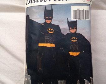 Batman costume pattern Butterick 6377 1992