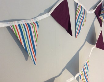 Bunting: Punch and Judy