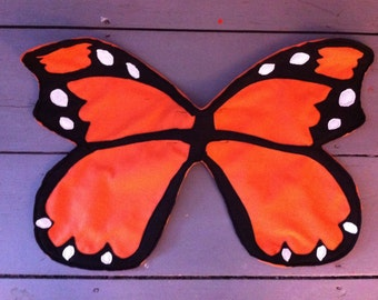 Monarch Butterfly Dress Up Fairy Wing Costume