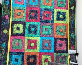 Kit - Fuzzy Navel Pattern and Fabric